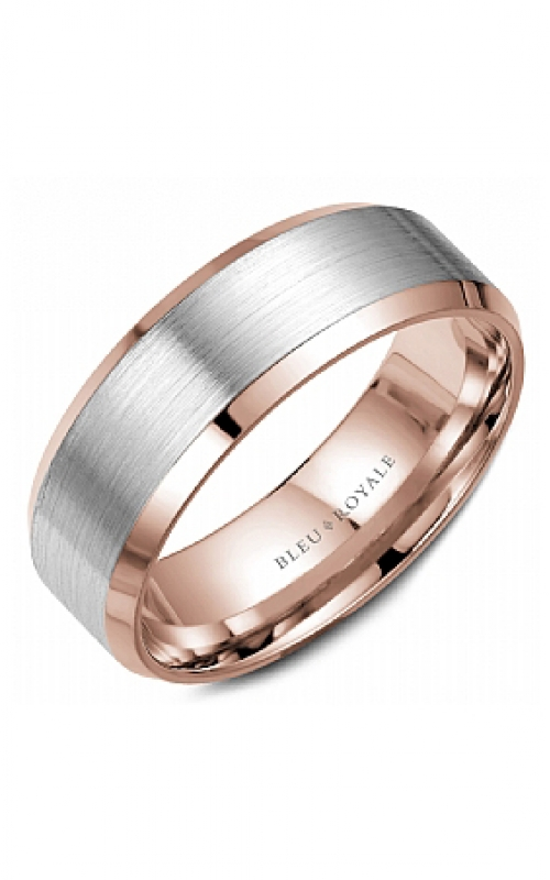 GMG Jewellers Wedding band RYL-023WR75-Q10 product image