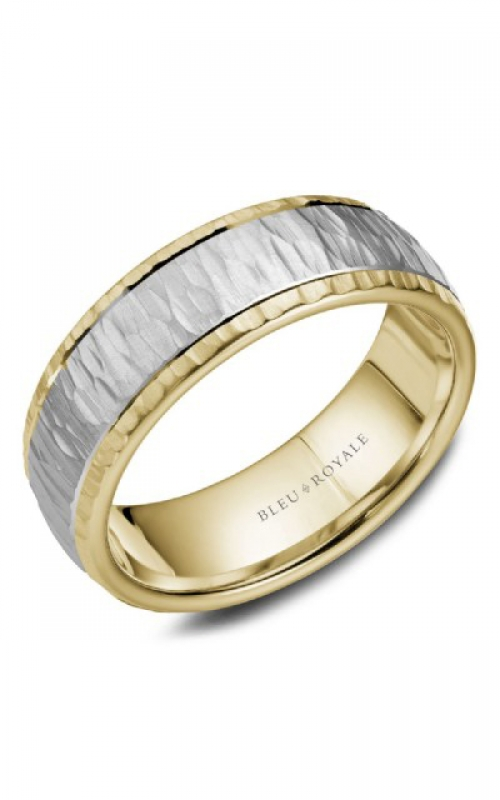 GMG Jewellers Wedding band RYL-045WY75-M10 product image