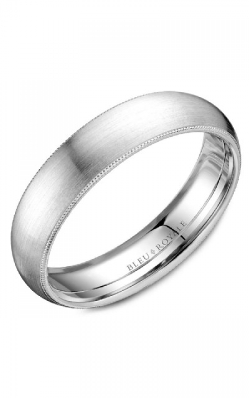 GMG Jewellers Wedding band RYL-040W55-U10 product image