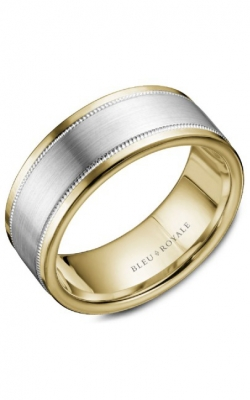 GMG Jewellers Wedding Band RYL-038WY85-Q10 product image