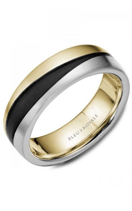 GMG Jewellers Wedding band RYL-051WY7-M10 product image