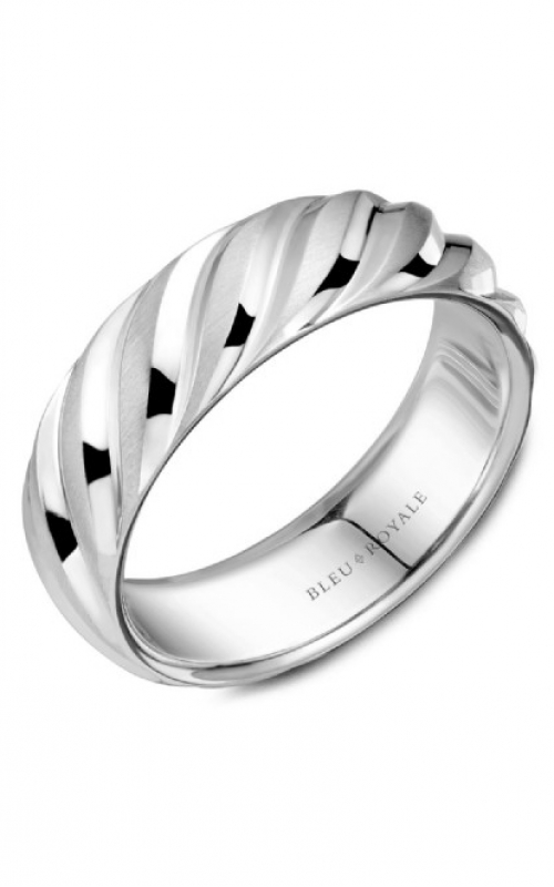 GMG Jewellers Wedding band RYL-044W7-M10 product image