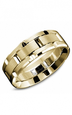 GMG Jewellers Wedding Band WB-9316-Y product image