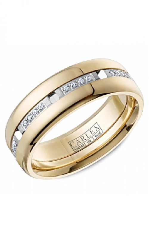 GMG Jewellers Wedding band CX1-0004WY-S product image