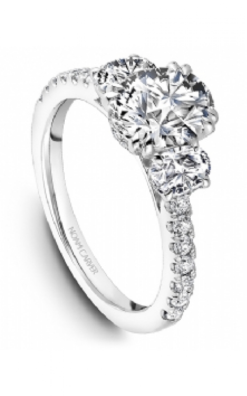 GMG Jewellers Engagement ring R068-01WM-FCYA product image