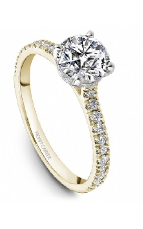 GMG Jewellers Engagement ring B502-01YWM-100A product image