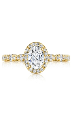 GMG Jewellers Engagement ring HT2560 OV 7X5Y product image