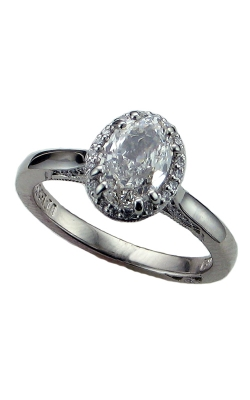 GMG Jewellers Engagement Ring 2620 OV MD product image