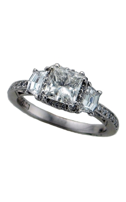 GMG Jewellers Engagement Ring 2628 PR P W product image