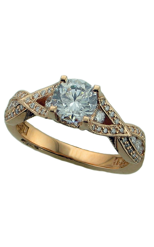 GMG Jewellers Engagement ring 2647 RD 6 W product image