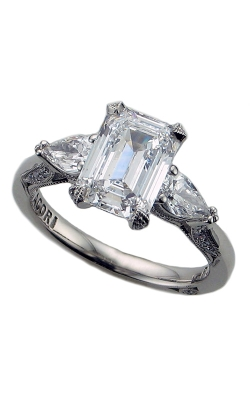 GMG Jewellers Engagement ring HT 2628 EC 9X7 product image