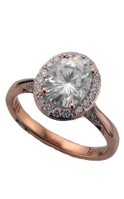 GMG Jewellers Engagement ring HT 2651 OV 9X7 PK product image