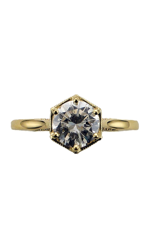 GMG Jewellers Engagement ring 2652 RD 6.5 W product image