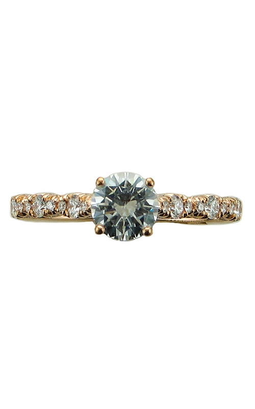 GMG Jewellers Engagement ring HT 2558 RD 6 W product image