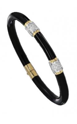 GMG Jewellers Bracelet 1942XSDBLACK product image