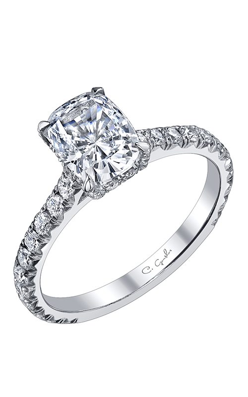 GMG Jewellers Engagement ring 01-24-47 product image