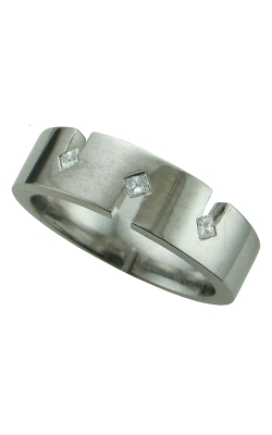 GMG Jewellers Wedding band READY MOUNTS product image