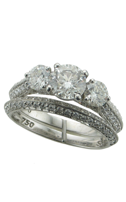 GMG Engagement Ring 01-16-303 product image
