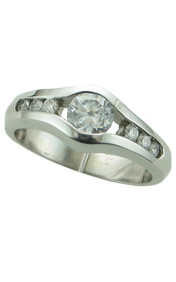 GMG Jewellers Engagement Ring L3045-SEMI-4W product image