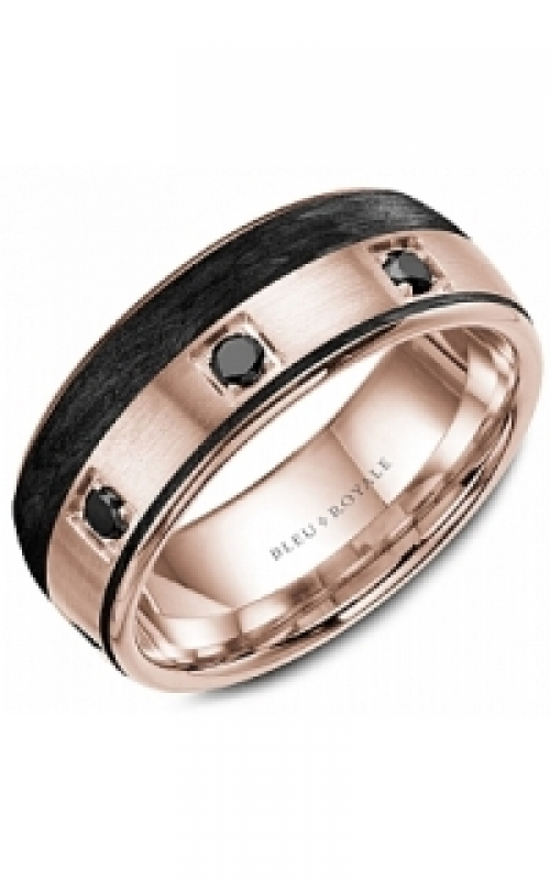 GMG Jewellers Wedding band RYL-019RBD85-M10 product image