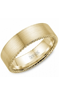 GMG Jewellers Wedding Band WB-009R7Y-N10 product image