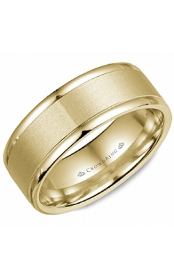 GMG Jewellers Wedding Band 01-26-237-18 product image