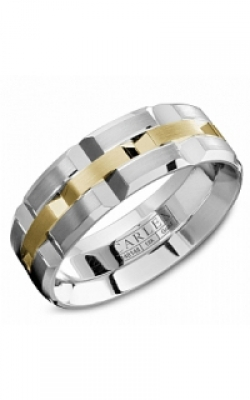 GMG Jewellers Wedding Band WB-9168YW-S product image