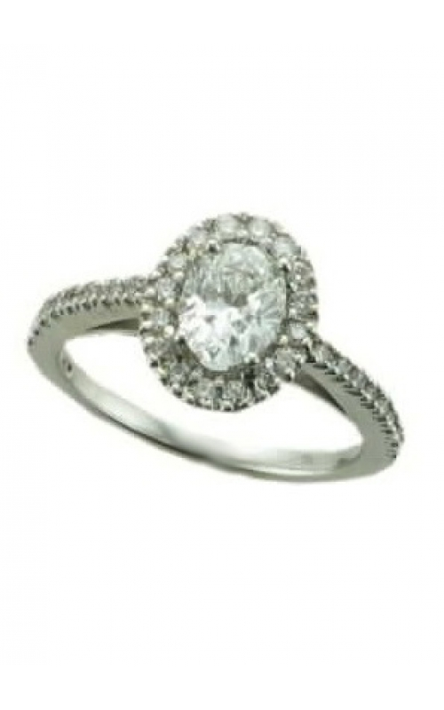 Ostbye Engagement ring OB13A49/.75 product image
