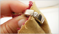 jewellery CLEANING & POLISHING