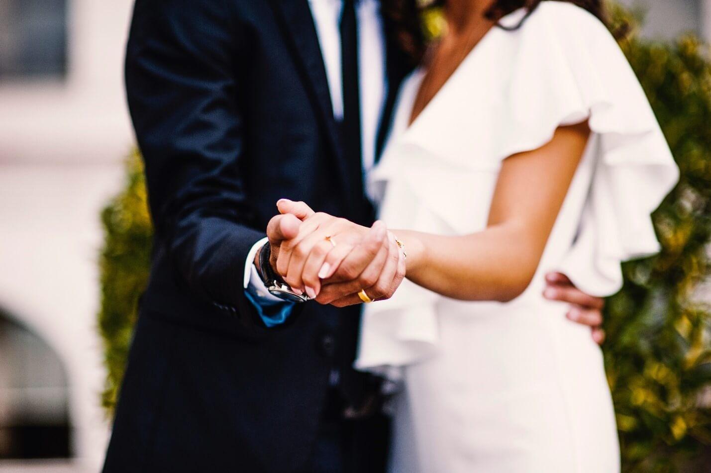 3 Fashion-Forward Men's Wedding Bands