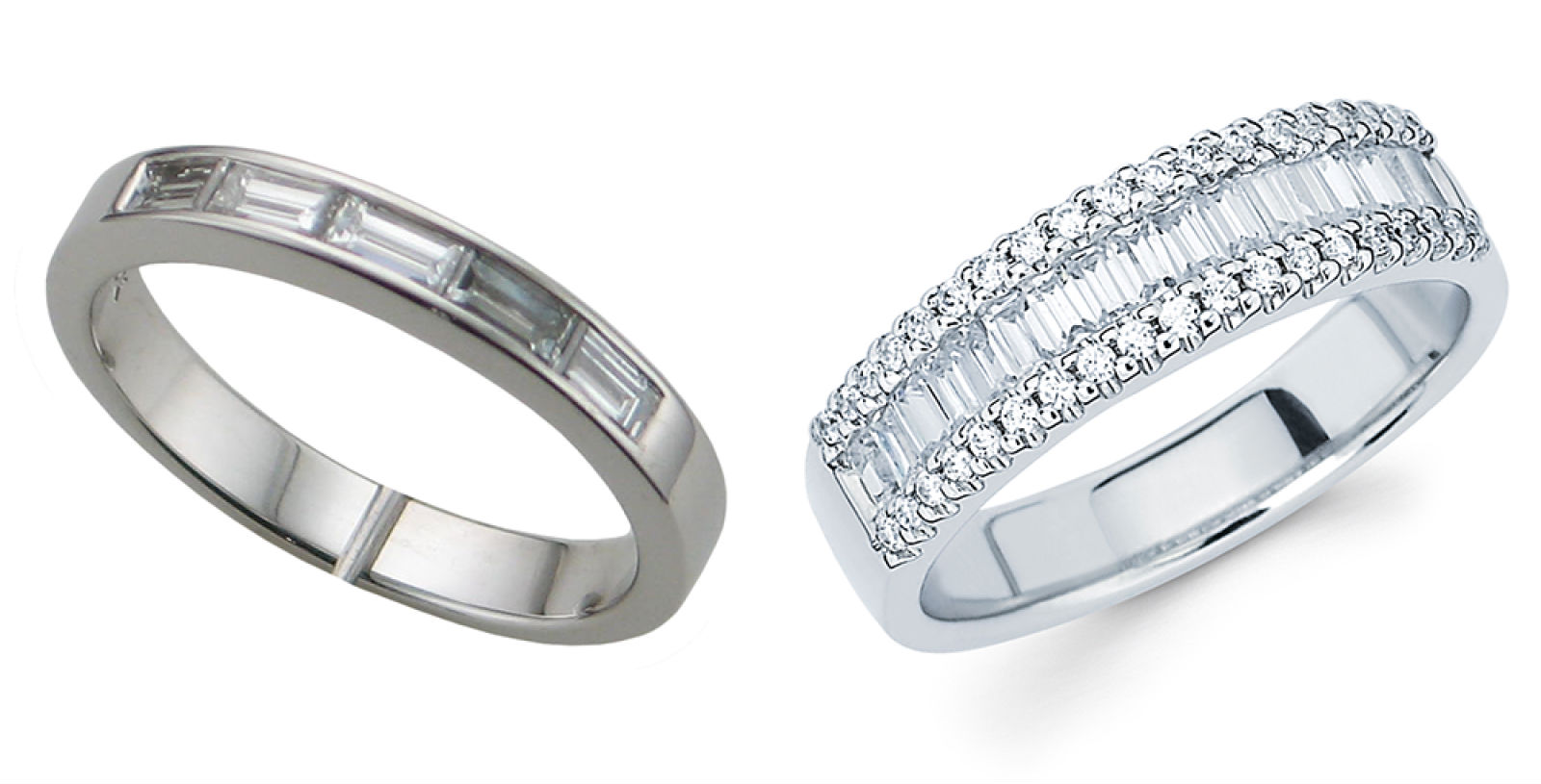 GMG Jewellers' Wedding Band Collections